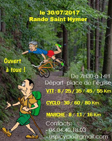 Affiche saint hymer
