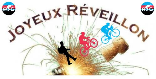 Bon reveillon 2017