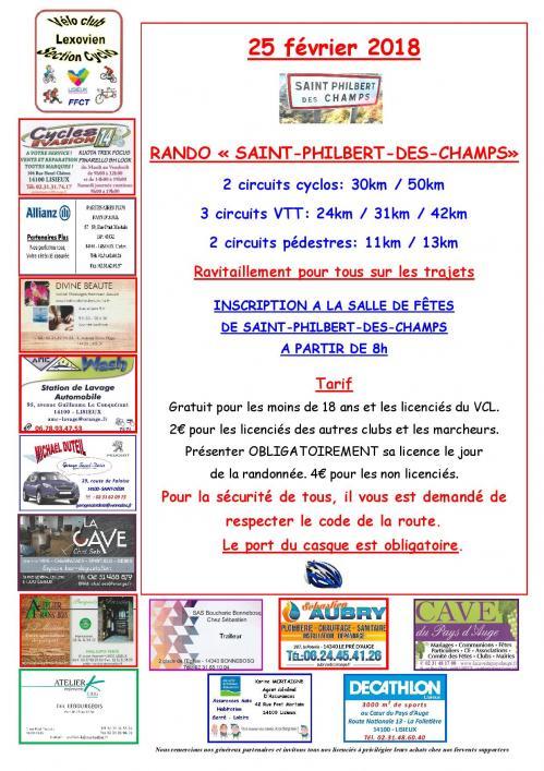 Plaquette rando de st philbert des champs 2018 1 page 001